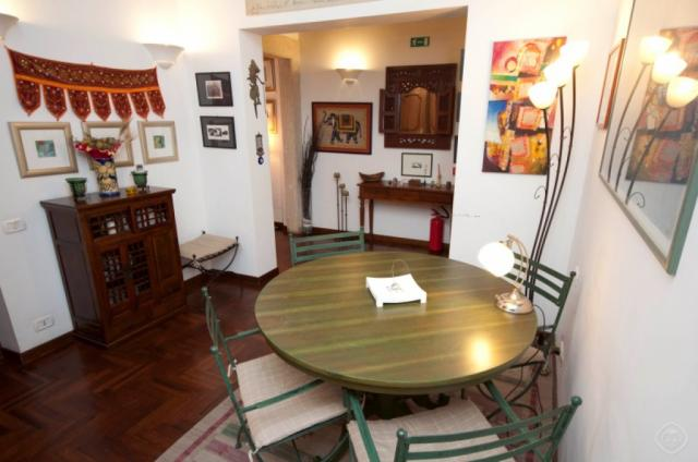 Scala Duplex Apartment Rome | Trastevere Area